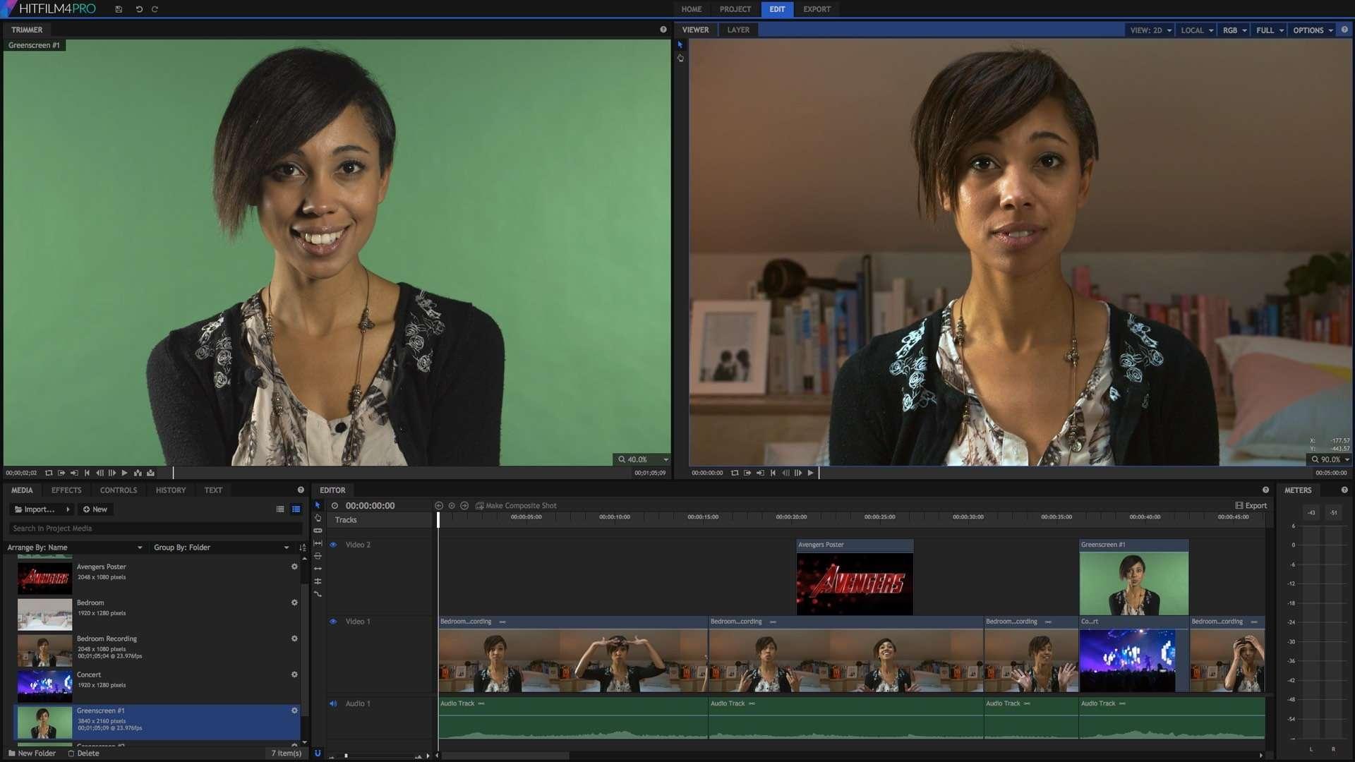 best video editor 2017