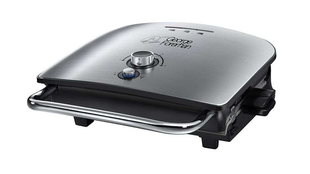 Best George Foreman Grills 2017 - George Foreman Enhanced 5-Portion Grill and Melt 22160