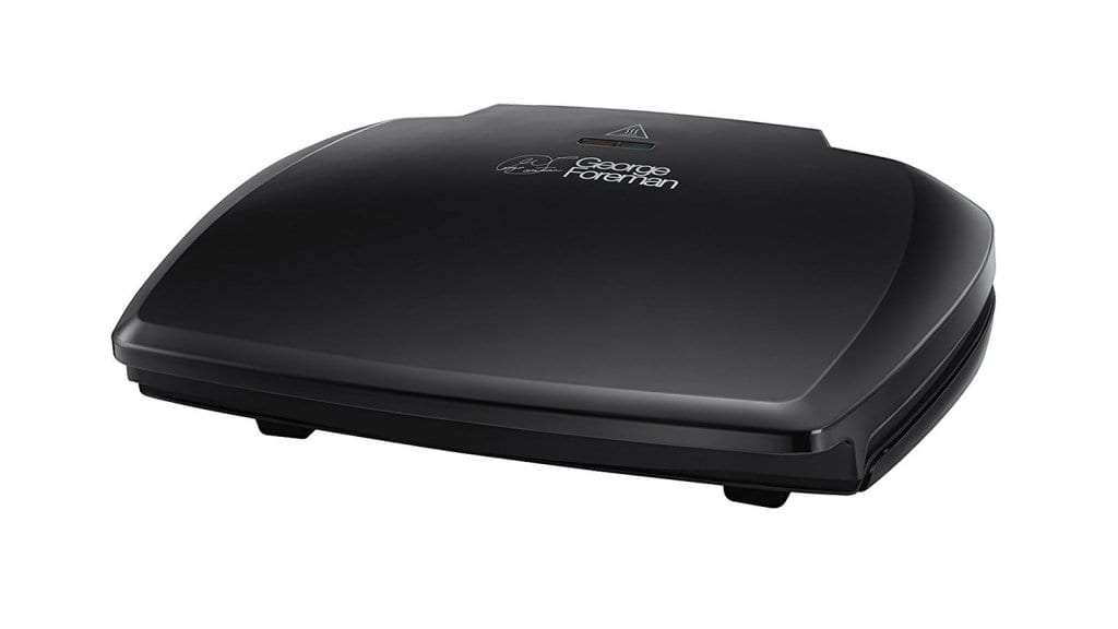 Best George Foreman Grills 2017 - George Foreman Entertaining 10-Portion Grill 23440