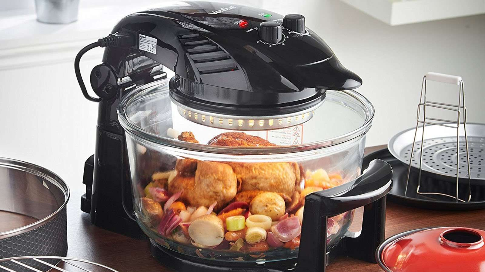 Best Halogen Oven 2017