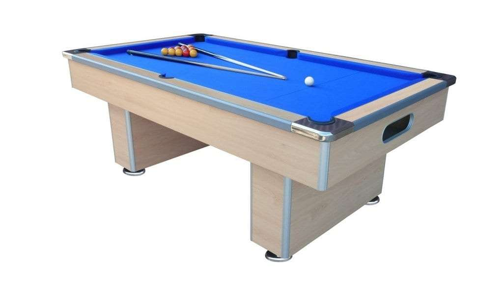 Best Pool Table - Mightymast Speedster 7ft Slate Bed Pool Table
