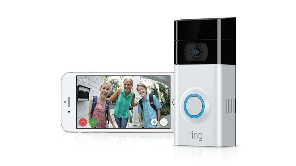 Best Smart Doorbells 2017 - Ring RVD2