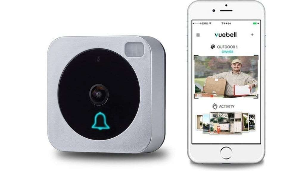 Best Smart Doorbells 2017 - Vuebell