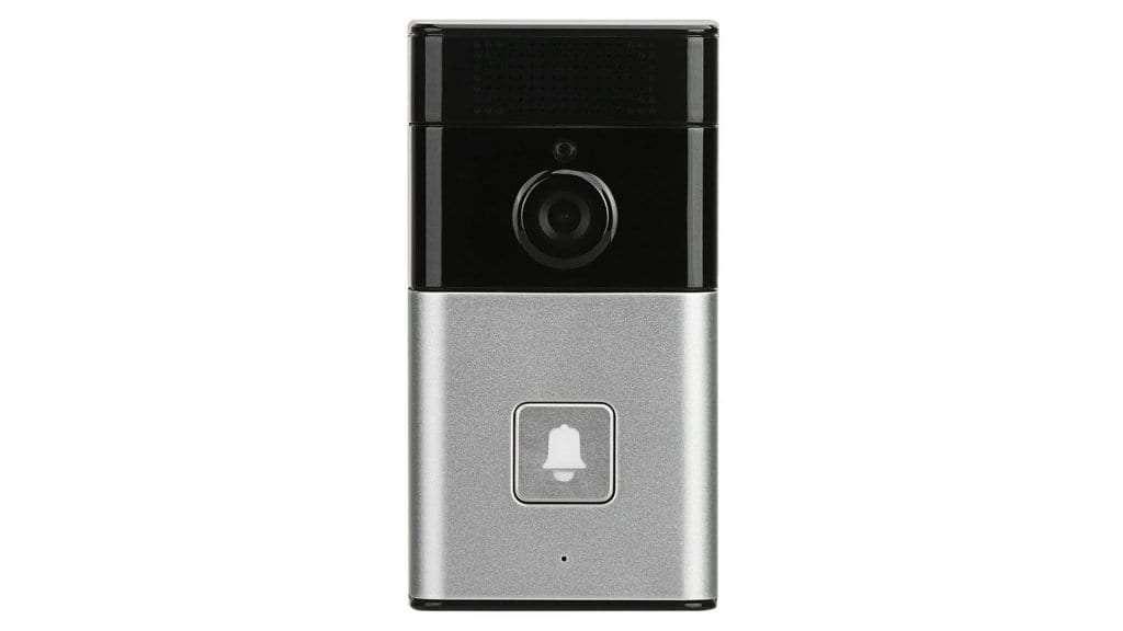 Best Smart Doorbells 2017 - Whitelabel Smart Video Doorbell 1