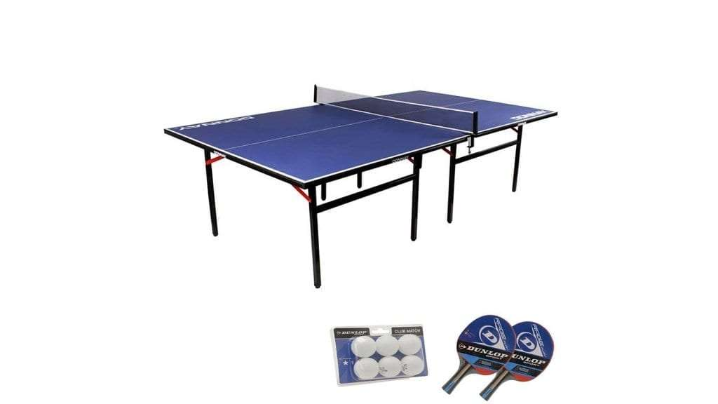 Best Table Tennis Tables - Donnay Indoor Ping Pong Tennis Table