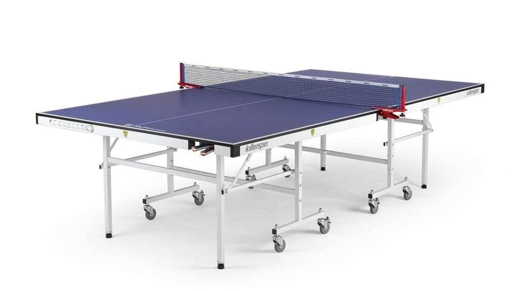 Best Table Tennis Tables - Killerpin MyT4 BluPocket Table Tennis Table