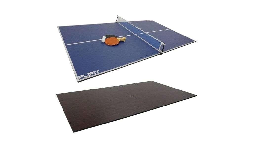 Best Table Tennis Tables - Viavito Flipit 6ft Table Tennis Top