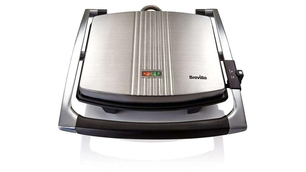 Best Toasted Sandwich Maker - Breville VST026 Four Slice Sandwich Press