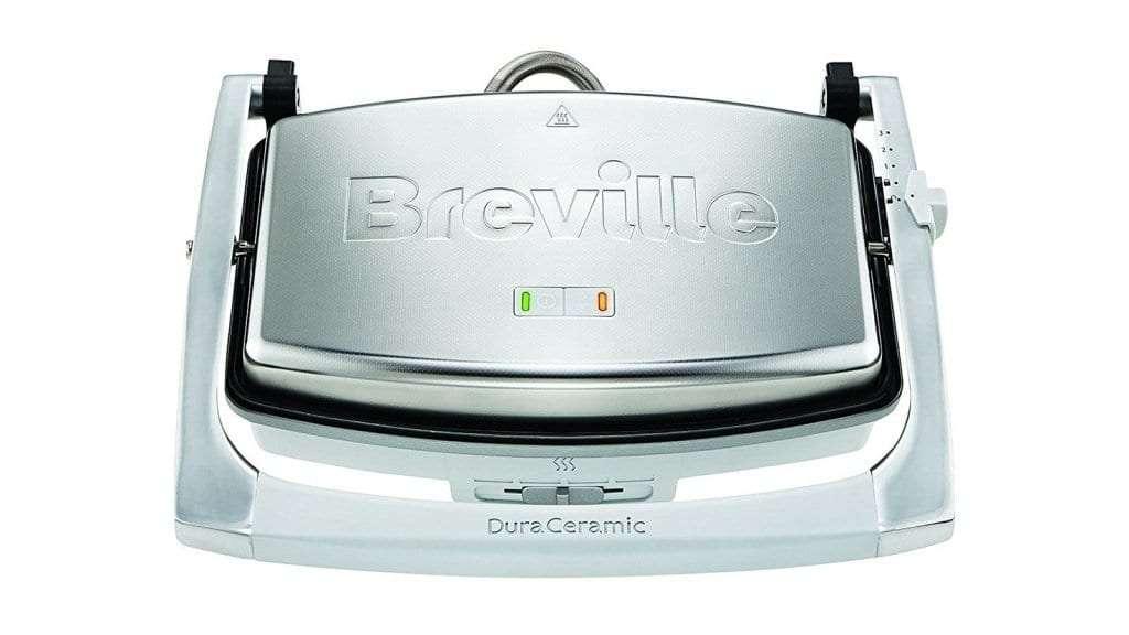 Best Toasted Sandwich Maker - Breville VST071 Dura Ceramic Sandwich Press