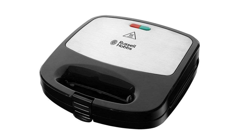Best Toasted Sandwich Maker - Russell Hobbs 2-Portion Sandwich Toaster 17936
