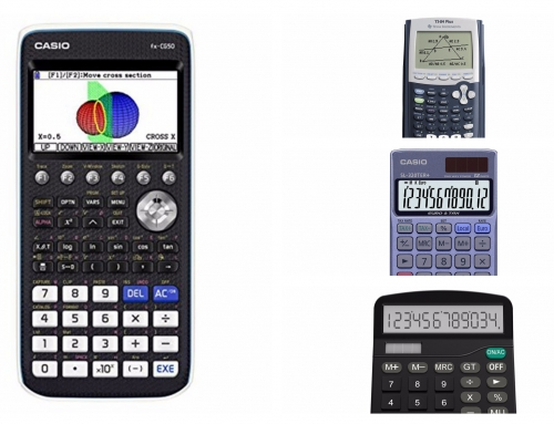 Best Calculators 2017: Pocket, Desktop, Scientific and Graphing calculators from Casio, Sharp, Canon, HP and TI