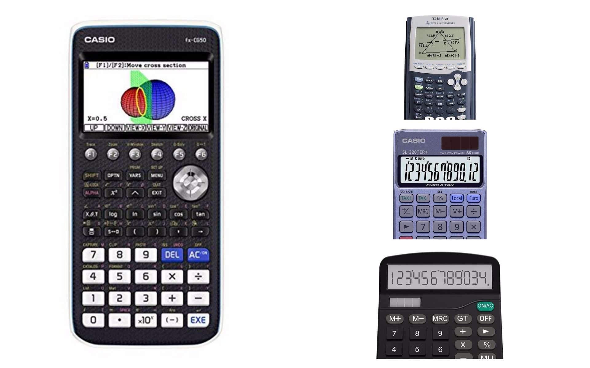 Best calculators 2017