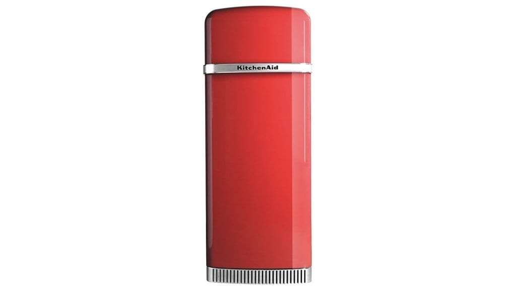 Best retro fridges - KitchenAid KCFME60150R