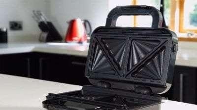 Breville VST041 Deep Fill Sandwich Toaster review