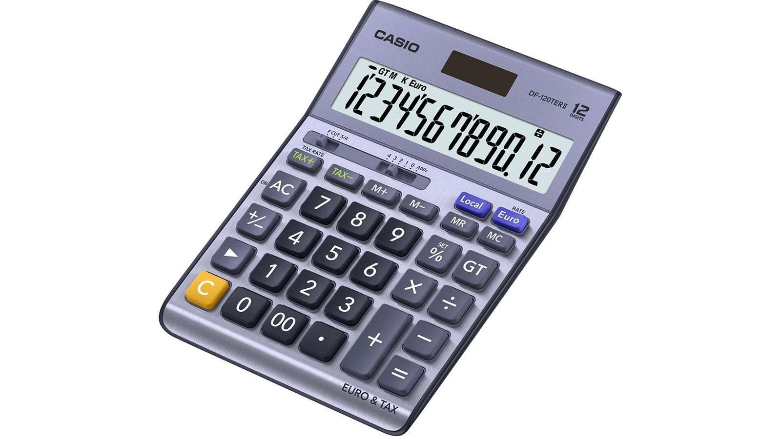 How to graph on a scientific calculator