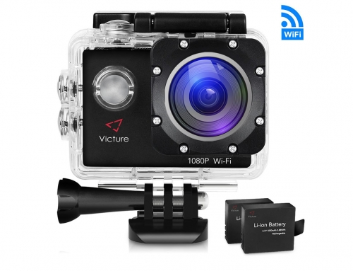 Victure Sports Action Camera 14MP review: Affordable GoPro alternative that does the basics well