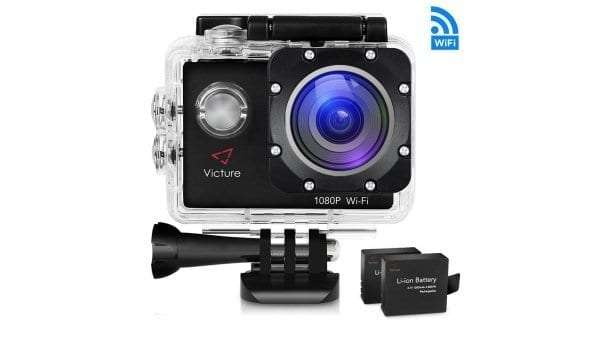 Victure Sports Action Camera 14MP review - main