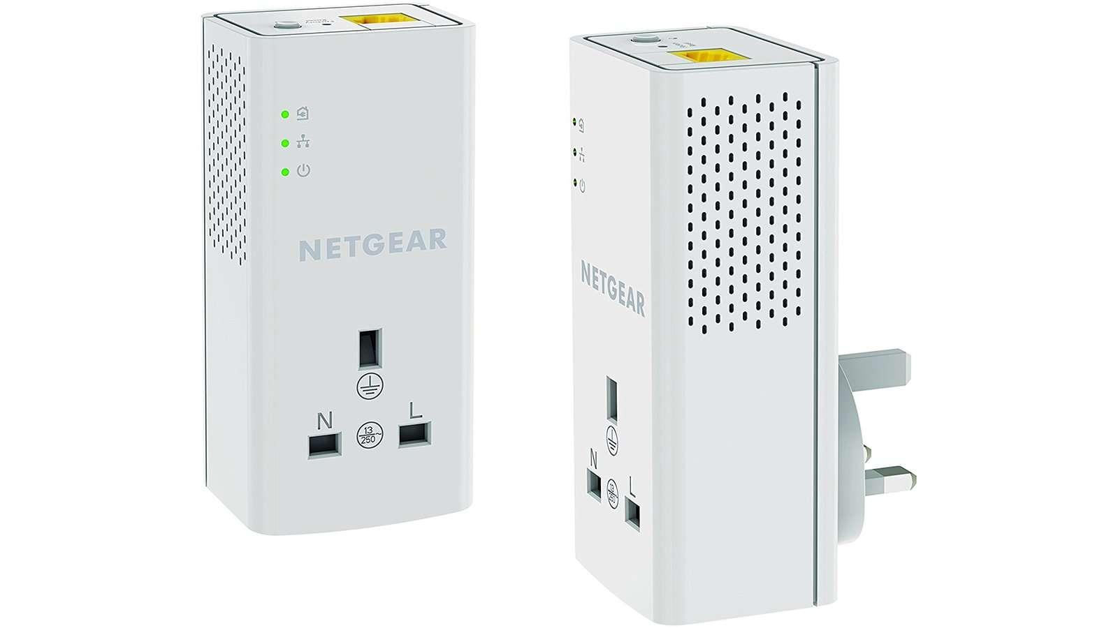 Best Powerline Adapter for gaming 6 - NETGEAR PLP1200-100UKS