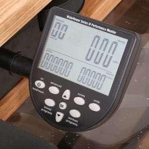 Best home rowing machine - monitors