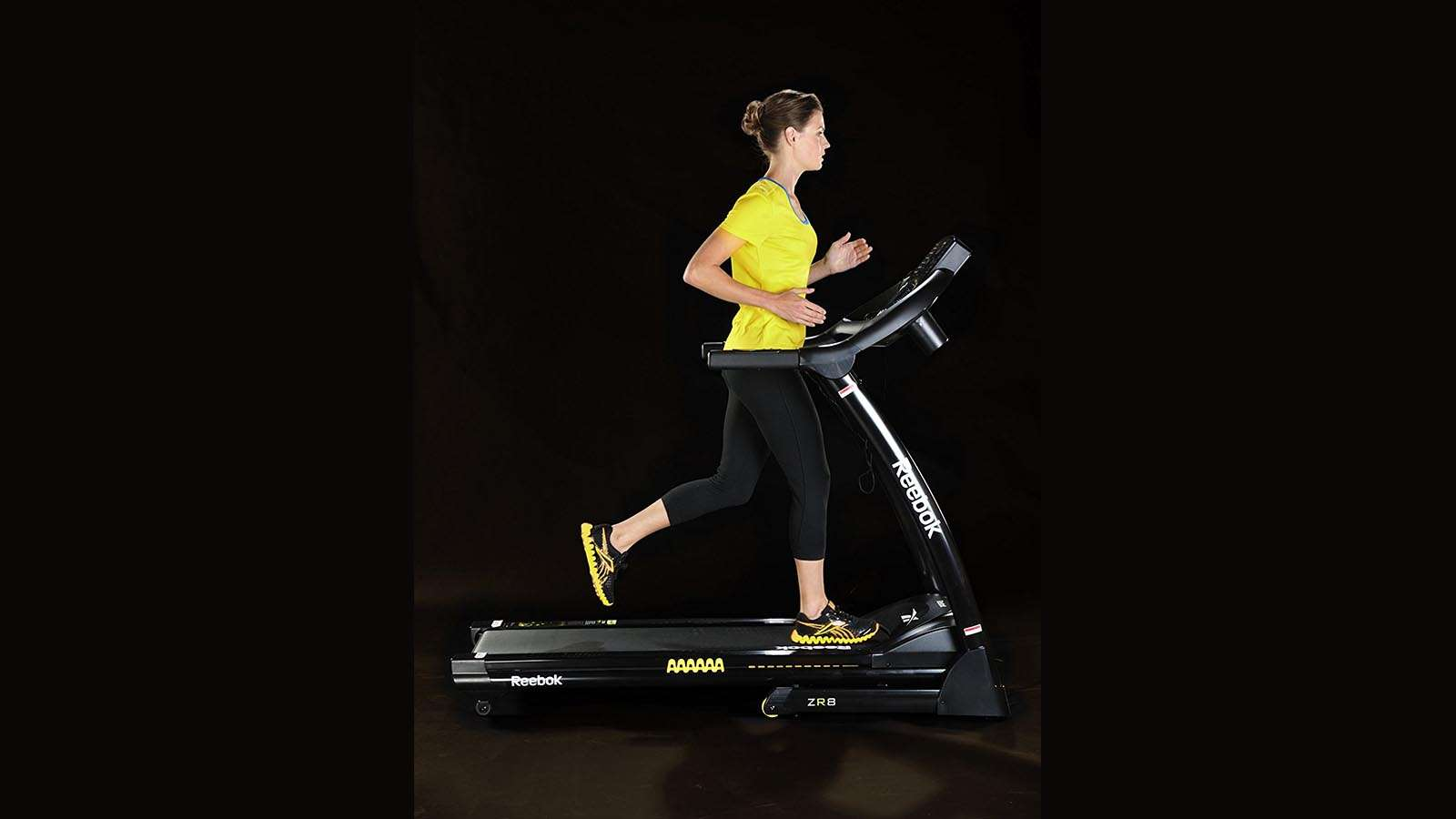 Reebok ZR8 Compact Treadmill review (black)