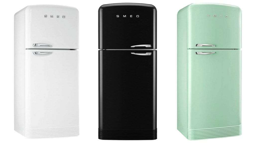 Smeg FAB50 review - Fridge Freezer 1