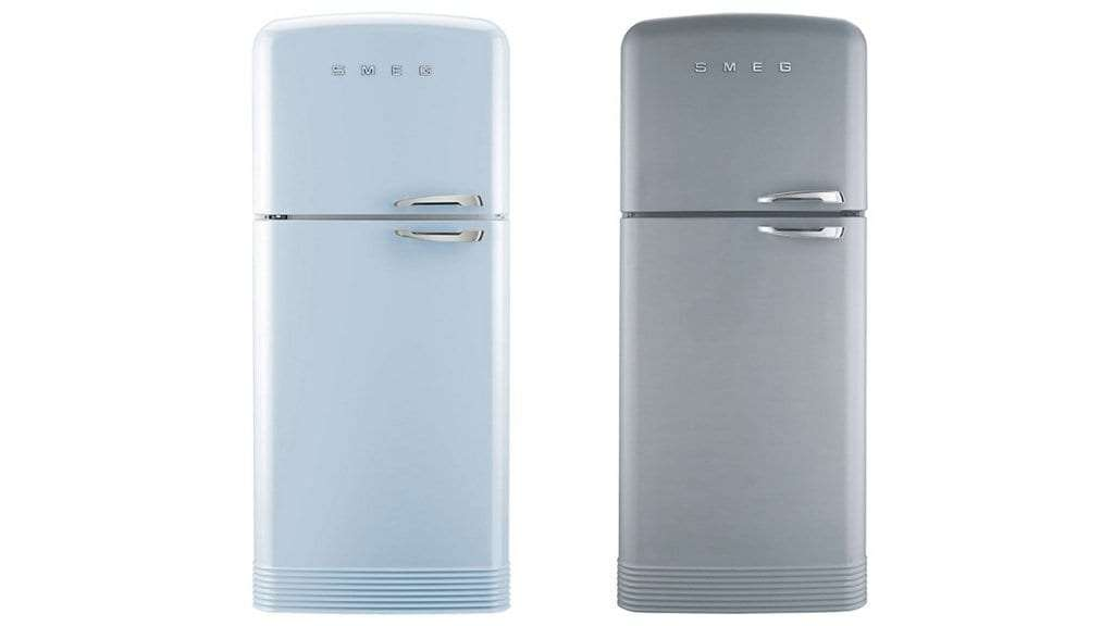 Smeg FAB50 review - Fridge Freezer 2