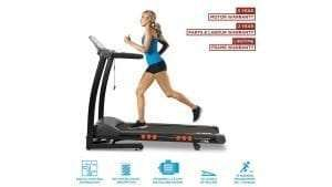 Best treadmill for home - JLL S300 review