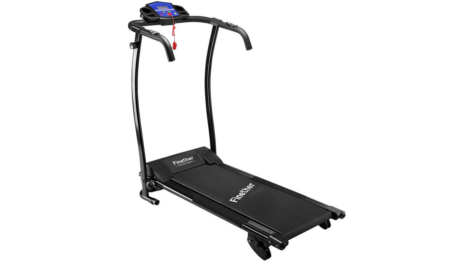 Finether Running Machine Review Budget Treadmill That