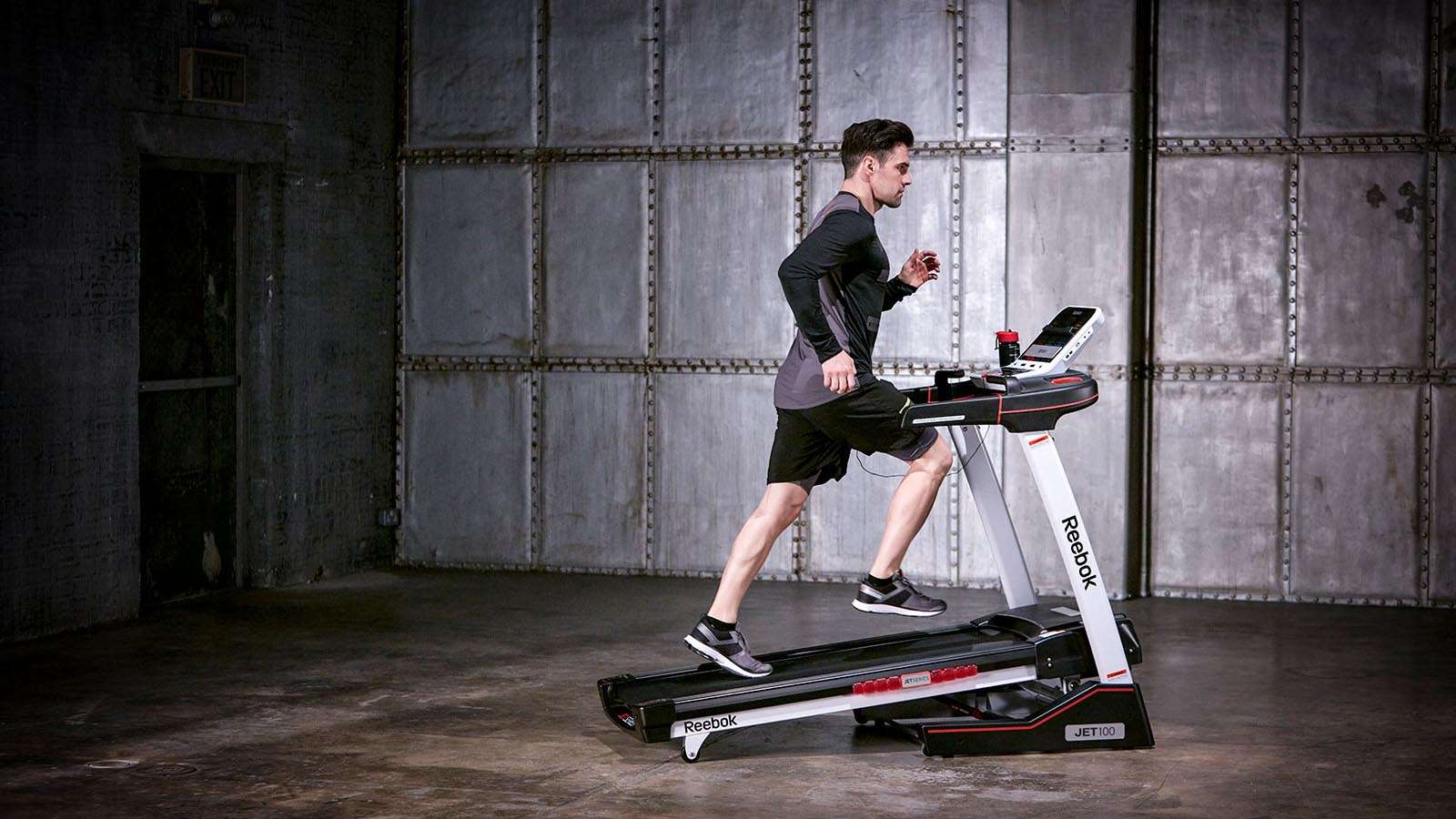 Reebok Jet 100 Treadmill review main