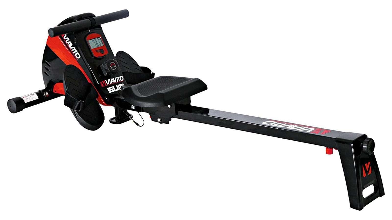 Viavito Sumi Folding Rowing Machine 1