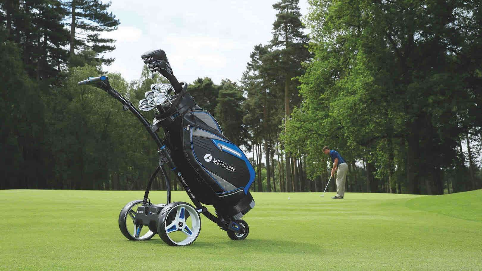 Best Electric Golf Trolleys 2018 The 10 Best Electric