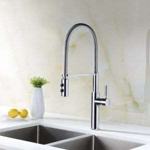 Best Kitchen Tap Avola Commercial Large Semi Professional
