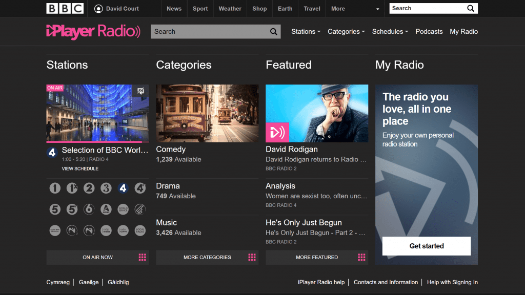 How to download from bbc iplayer abroad