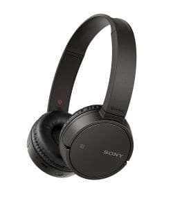 Best Cheapest Wireless Headphones - Sony MDR-ZX220BT Bluetooth NFC Headphones