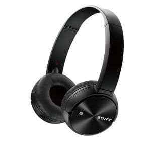 Best Cheapest Wireless Headphones - Sony MDR-ZX330BT Bluetooth Wireless Headphones with NFC Connectivity