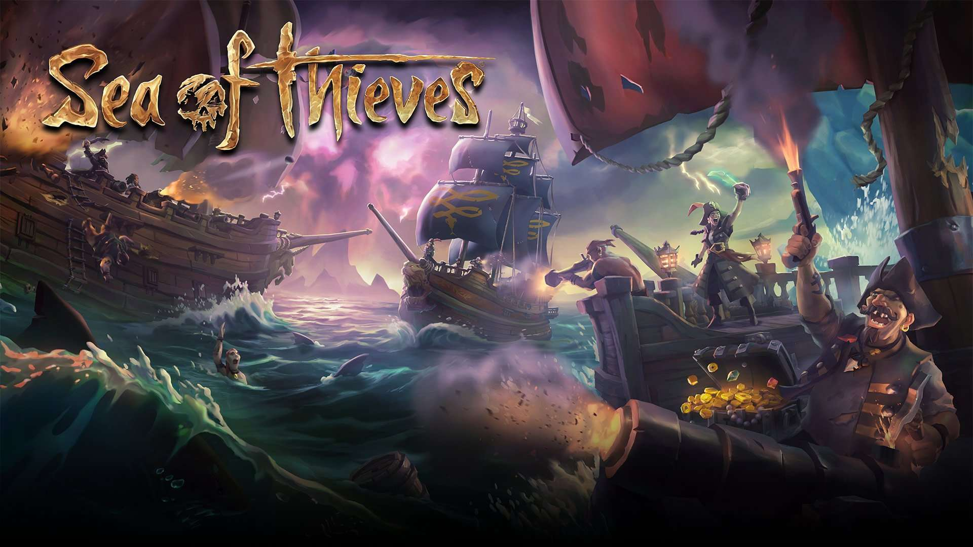 How to play Sea of Thieves on PC or Xbox for $10