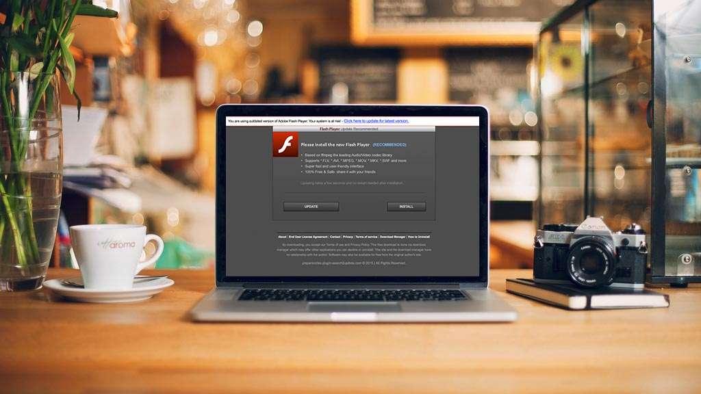 How to Remove the Fake Adobe Flash Player Update Virus on Mac - main