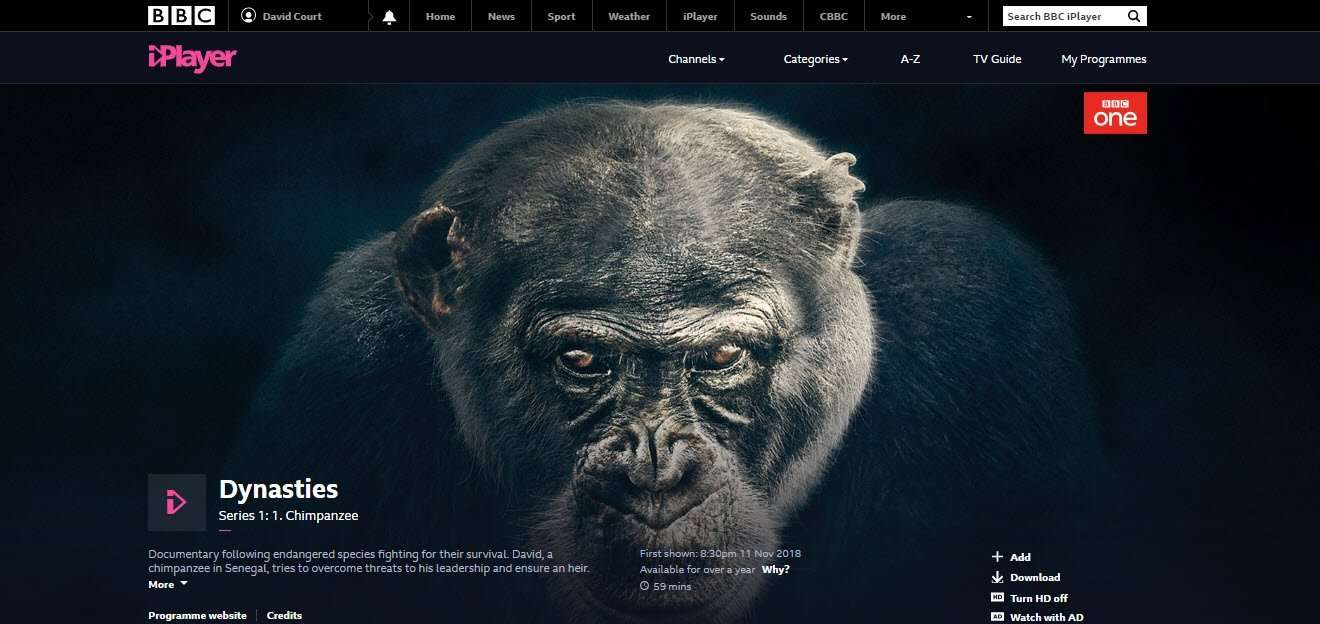 BBC iPlayer not working with VPN on FireStick - November