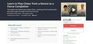 Best Online Chess Courses - Udemy