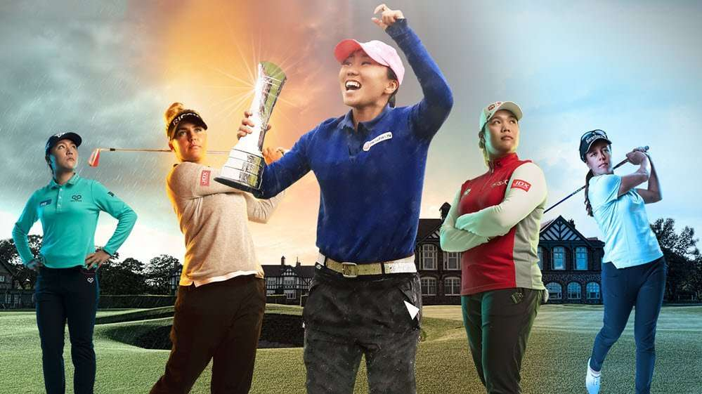 How to steam the Women's British Open 2018