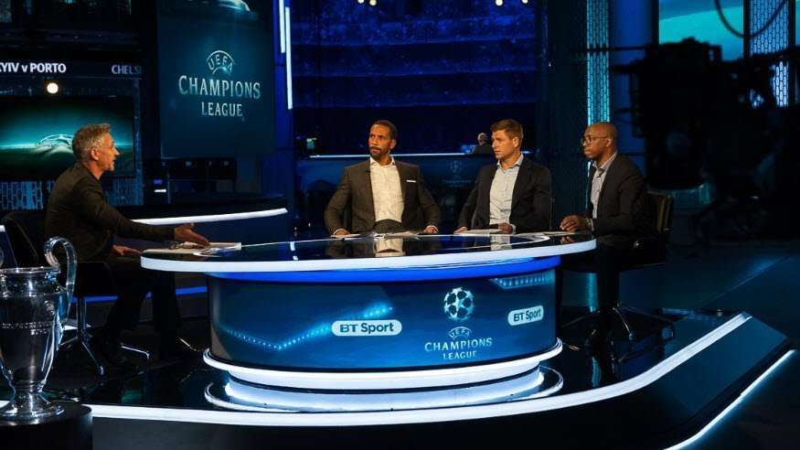 How to watch BT Sport Abroad - November 2018