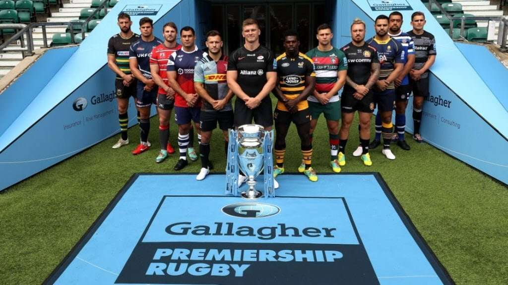 How to watch Premiership Rugby abroad