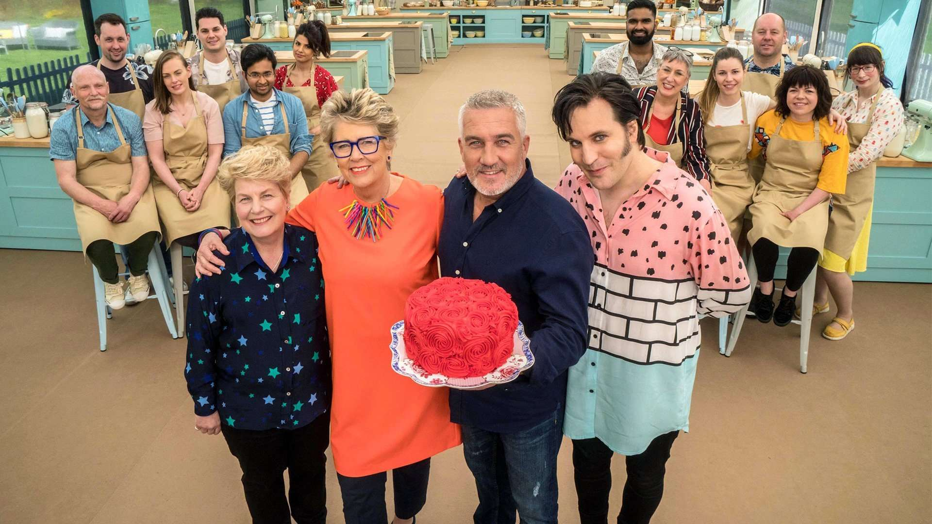 How to watch the Great British Bake Off abroad - September 2018