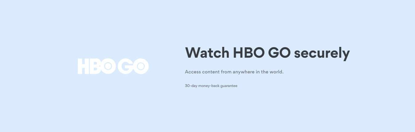 HBO Go not working with VPN