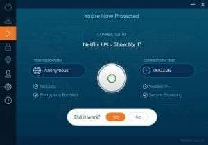 Cheapest VPN that works with US Netflix - Ivacy