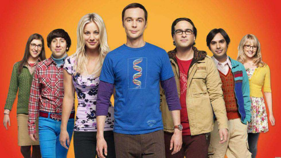 How to watch The Big Bang Theory outside of the US
