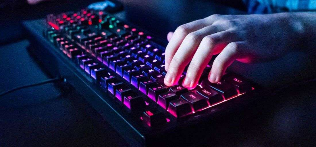 The Best Gaming Keyboards UNDER £100