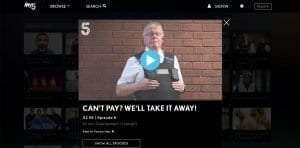 How to watch Channel 5 Outside UK - Can't Pay We'll Take It Away