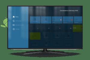 NordVPN Smart TV app