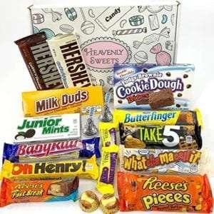 American Chocolate Candy Hamper